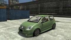 Citroen C2 for GTA 4