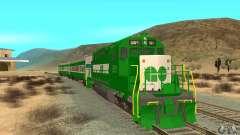 THE GO Transit Train