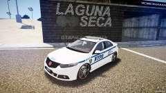 Honda Accord Type R NYPD (City Patrol 7605) ELS