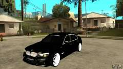 BMW 7-er F02 HAMANN 2010 for GTA San Andreas