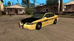 Chevrolet Impala Police 2003 silver for GTA San Andreas