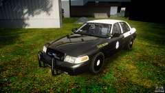 Ford Crown Victoria 2003 Florida Highway Patrol CVPI [ELS] for GTA 4