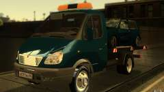 3302-Gazelle 14 tow truck for GTA San Andreas