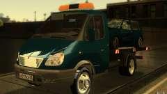 3302-Gazelle 14 tow truck