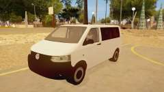Volkswagen Transporter T5 Facelift 2011 for GTA San Andreas