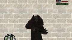 Lokast Theron Guard for GTA San Andreas