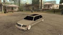 Mercedes-Benz S600 V12 W140 1998 VIP