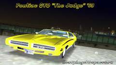 Pontiac GTO The Judge 1969