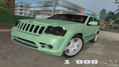 Jeep Grand Cherokee for GTA Vice City