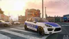 Porsche Cayenne Cop for GTA 4