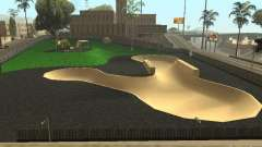 The new velopark in LS