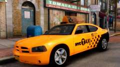 Dodge Charger NYC Taxi V.1.8