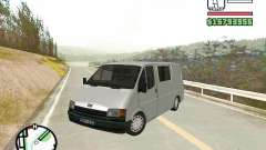 Ford Transit 1999 for GTA San Andreas