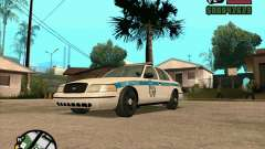 Ford Crown Victoria Baltmore County Police for GTA San Andreas