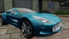 Aston Martin One-77 2012 for GTA 4