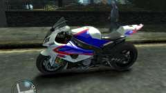 BMW S1000RR for GTA 4