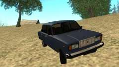 VAZ 2107 v1.1 for GTA San Andreas