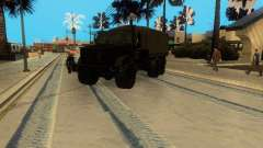 ZIL 4334 Higher patency for GTA San Andreas