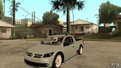 Volkswagen Saveiro G5 for GTA San Andreas
