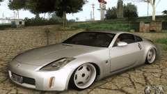 Nissan 350Z Stanceworks for GTA San Andreas