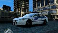 NYPD Chevrolet Impala 2006 [ELS] for GTA 4