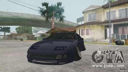 Nissan 300zx for GTA San Andreas
