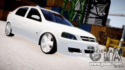 Chevrolet Astra Advantage 2009 for GTA 4
