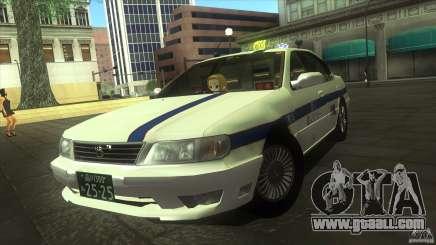 Nissan Cefiro A32 Kouki Japanese Taxi for GTA San Andreas