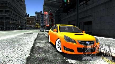 Subaru Legacy B4 for GTA 4