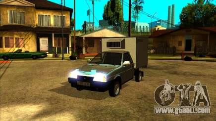 CEP 1706 for GTA San Andreas