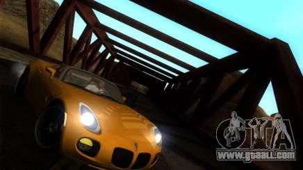Pontiac Solstice GXP for GTA San Andreas