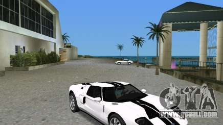 Ford GT for GTA Vice City