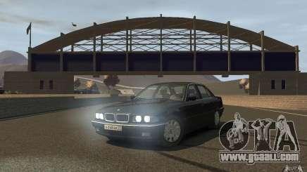 BMW 750i (e38) v2.0 for GTA 4