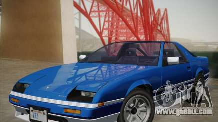 GTA IV Ruiner v2 for GTA San Andreas