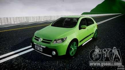 Volkswagen Gol Rallye 2012 v2.0 for GTA 4