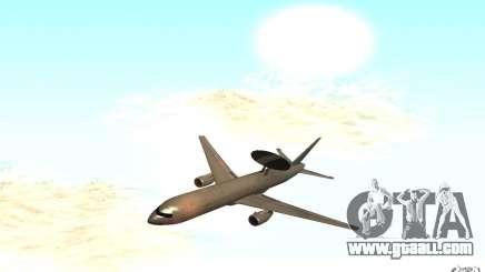 Boeing E-767 for GTA San Andreas