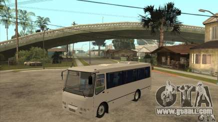 Bogdan A0921 Tourist for GTA San Andreas