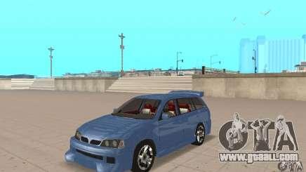Toyota Carina 1996 for GTA San Andreas