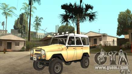 UAZ 31514 for GTA San Andreas