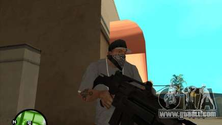 The Ross Rifle for GTA San Andreas