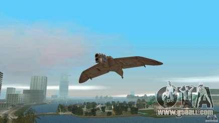 The Valley Gunship for GTA Vice City