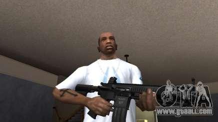 HK 416 for GTA San Andreas