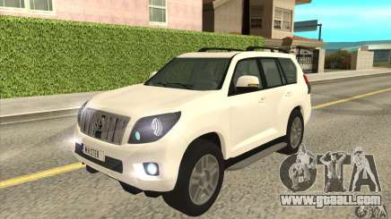 Toyota Land Cruiser Prado 150 for GTA San Andreas