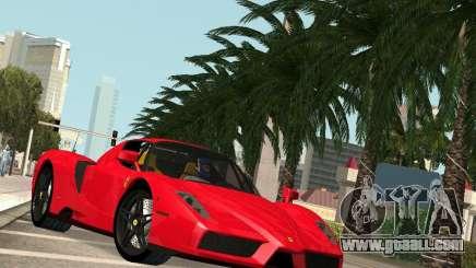 Ferrari Enzo Novitec V1 for GTA San Andreas