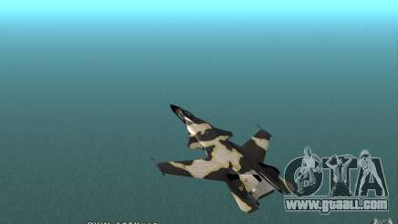 Su-32 Golden Eagle for GTA San Andreas