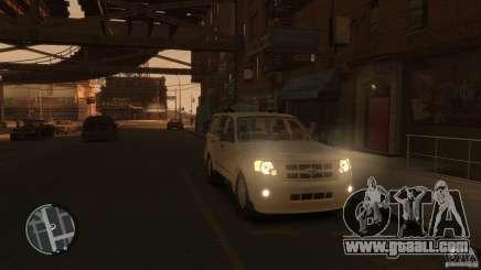Ford Escape 2011 for GTA 4