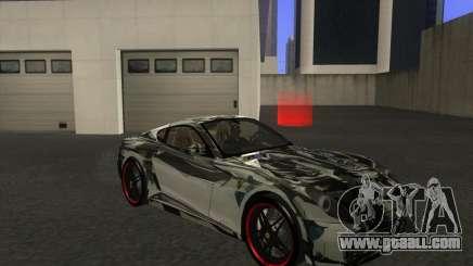 Ferrari 599 for GTA San Andreas