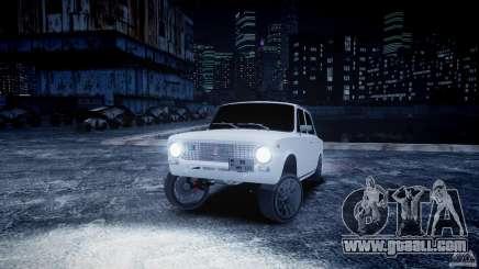 VAZ 2101 Avtosh Style for GTA 4