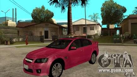 Chevrolet Lumina SS for GTA San Andreas
