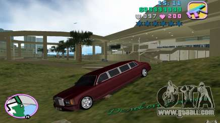 Rolls Royce Silver Seraph for GTA Vice City